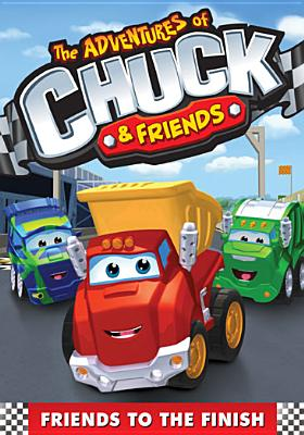 ADVENTURE OF CHUCK & FRIENDS:FRIENDS BY ADVENTURE OF CHUCK & (DVD)